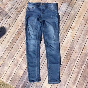 Size 14 slim jeans.